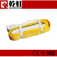 WLL 25ton 50m Heavy Duty ISO/CE/SGS polyester polyester webbing sling