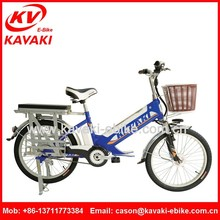 Guangzhou KAVAKI Famous Brand New Design 48V250W Heavy-loading Capacity Electric Bicycle