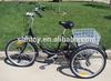 """24"""" tricycle for adults SH-T015, SHHT bicycles"""
