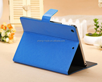 New Leather Case For Apple iPad Air Folio Stand Protector Skin For iPad 5 Cover Anti-retro pattern slim for ipad air
