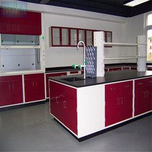 Lab table in other metal furniture