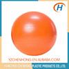 2015 therapy foam ball, custom yoga ball, yoga gym ball 65 cm with pump color orange