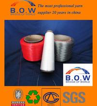pp yarn/China polyproplene yarn/pp yarn for gloves China yarn suppliers