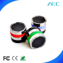 music partner stereo sound bluetooth speaker silicone ring