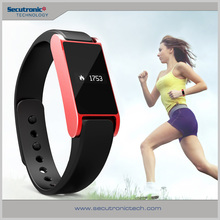 Wristband Activity Tracker Smart Bracelet with Waterproof and Sleep Monitoring