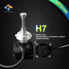bi xenon vertex car accessories h4 h7 22w led headlight chinese motorcycle accessories