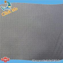 Rain protection en11612 cotton twill antifire fabric