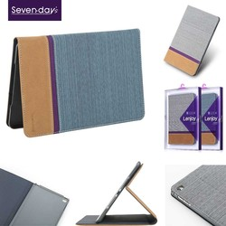 2016 new style pu leather stand case for iPad mini 3