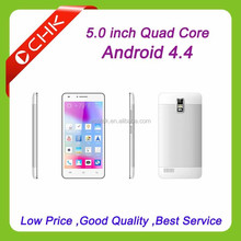 Shenzhen supplier 5.0inch China brand cell phone Q50
