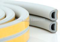 wardrobe door rubber seal for cabinet doors watertight adhesive