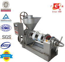 Convenient operating black sesame seeds oil oil making machine