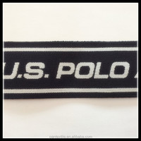 35mm Wide Jacquard Elastic Band for Underwear