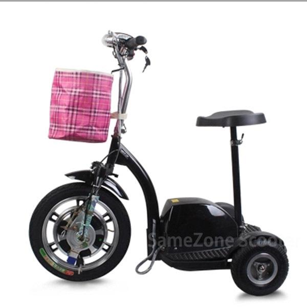 3 Wheel Motor Scooter