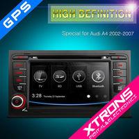 "PX71AA4: Xtrons 7"" dvd gps 2din for Audi A4"