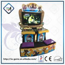 2015 Top venta Ultra Street Fighter IV que funciona con monedas juego de la máquina Arcade de videojuegos máquina