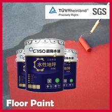 China building materials epoxy resin polyurethane floor coating