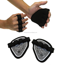 Neoprene Rubber Foam Wrist Support Weight Lifting Exercise Gym Gloves