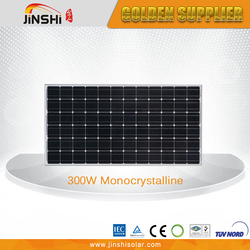Hot Selling Cheap Price CE TUV Certificated Solar Panel Monocrystalline 300W