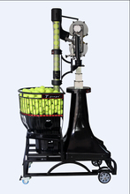 NEW bullet T668 high speed and double use tennis ball serving machine