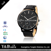 New products best custom quartz watch for men with japan movement