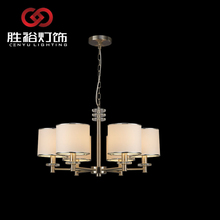 2015 CENYU new classic candle crystal Copper chandelier lamp wall light pendant light candle light