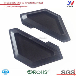 OEM ODM customized precision chloroprene bearing pad rubber/hot sale best quality rubber bearing pad rubber