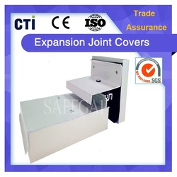 Roof to Wall Expansion Joint/Standard Aluminum Expansion Joint Cover
