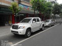China Double Cab Pickup Diesel Euro3 4x4 Pickup