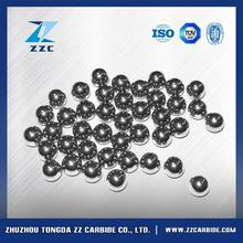 Sale in Turkey tungsten-carbide ball for bearing from zhuzhou long history manufacturer