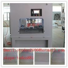 PVC,APET clear square box folding and gluing machine