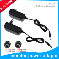 100% compatible universal power adapter for cctv/led/dvr Audio /Video