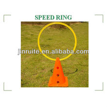 speed ring/sport+meisterschaft+ring/sport soccer exercise equipment