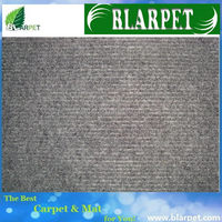 Alibaba china branded best sell pvc stripe acrylic carpet