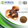 Healthy food Tea saponin powder /hair care tea saponin 95% for buyer