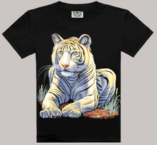 wholesale t shirt printing cheap animal printed custom man women 3d t-shirt