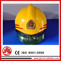 Temperature resistance standard safety helmets for fire fighting from factory