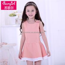 2015 niños de la princesa boda vestidos party girls cinderella vestidos para las muchachas