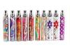 Ego Battery EGO-Q E Cigarette Battery Staianless Steel 650/900/1100mAH njoy electronic cigarette