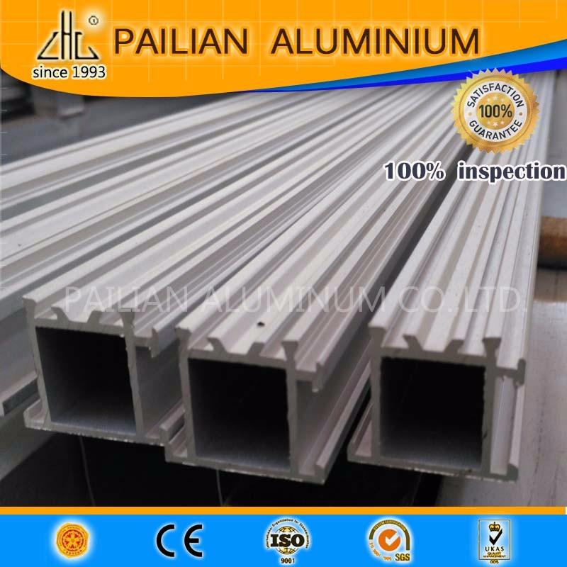 ZHL Creux En Aluminium Profil pour usage Industriel