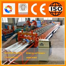 Alibaba Certified flor decking roll forming machine