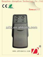 learning wireless car remote control blocker