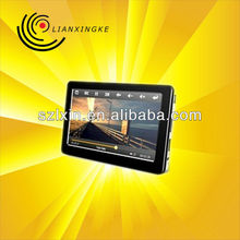 2012 latest 4.3 inch screen mp4 mp5 player