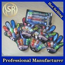 Hot promotional gifts LED finger light, glow finger light, Cheap LED finger