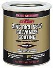 Cold Galvanize Coating 93% Zinc Rich