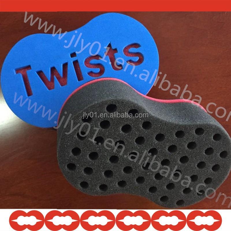 Twist Sponge For Natural Hair Hair Twist Sponge/magic Twist