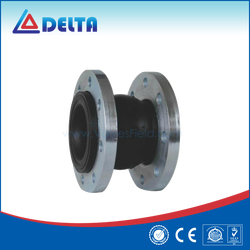 Pipe Fittings Building Use Rubber Flexible Bellows Joint