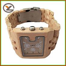wholesale import fashion wood watch manufacturer OEM watch bamboo