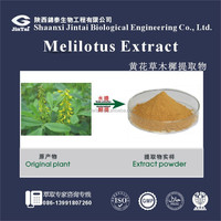 yellow flower sweet clover extract pure 5% coumarin