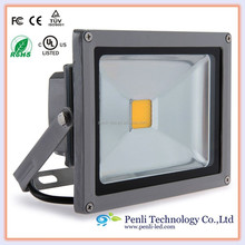 new products looking for distributor Waterproof Warm White led 20W flood light