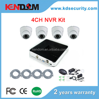 Factory price 2015 New product 1080p 2.4MP LOW LUX 4ch security ip camera cctv 4CH nvr kit surveillance cctv camera system